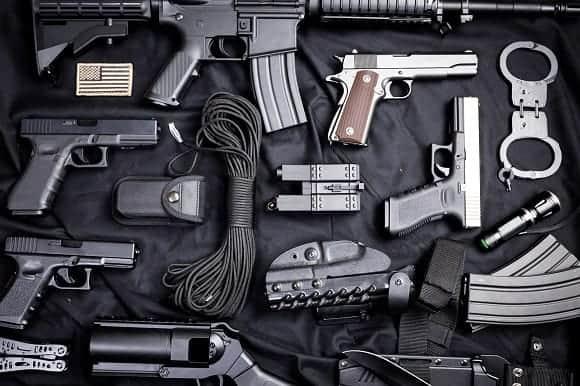 עבירות בנשק